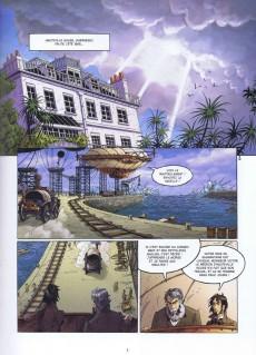 Extrait de Hauteville House -10- Jack Tupper