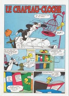 Extrait de Les histoires merveilleuses de Whitman en bandes dessinées -14- Les nouvelles aventures de Titi et Gros Minet