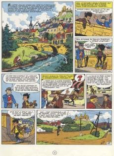 Extrait de Le scrameustache -1a1976- L'héritier de l'inca