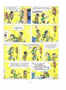 Extrait de Gaston -7a1973- Un gaffeur sachant gaffer
