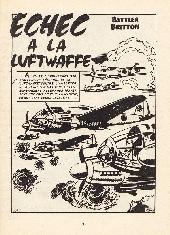 Extrait de Battler Britton -434- Échec à la Luftwaffe