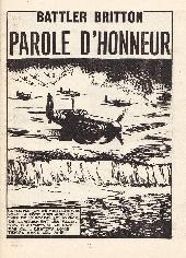 Extrait de Battler Britton -436- Parole d'honneur