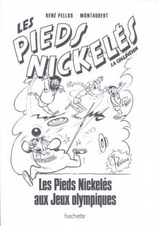 Extrait de Les pieds Nickelés - La collection (Hachette) -6- Les Pieds Nickelés aux Jeux olympiques