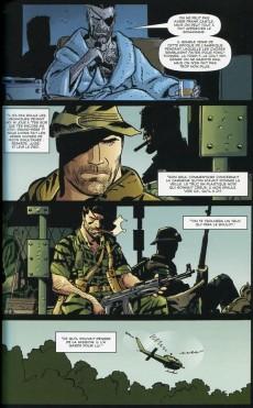 Extrait de Fury (Panini Max) -2- A la guerre comme à la guerre