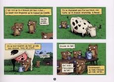 Extrait de Les sept ours nains -INT- Les contes palpitants des 7 ours nains