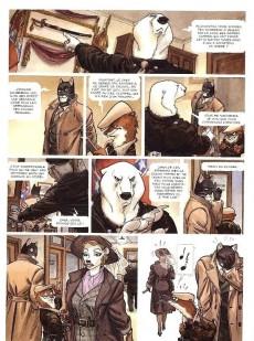 Extrait de Blacksad -2a13- Arctic-Nation