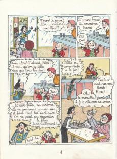 Extrait de Tom-Tom et Nana -HS2- Tom-Tom et sa sœur