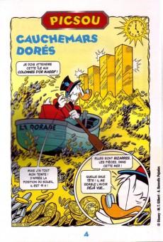Extrait de Les héros de Donaldville -3- Picsou