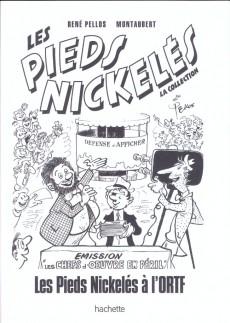 Extrait de Les pieds Nickelés - La collection (Hachette) -7- Les Pieds Nickelés à l'ORTF