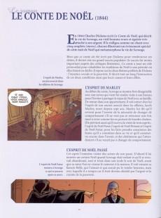 Extrait de Les indispensables de la Littérature en BD -FL02- Oliver Twist / Le conte de Noël
