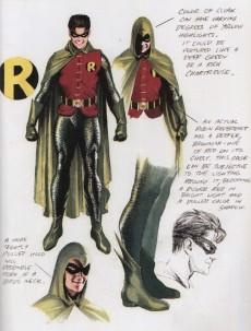 Extrait de (AUT) Ross (en anglais) - Rough Justice: The DC Comics Sketches of Alex Ross