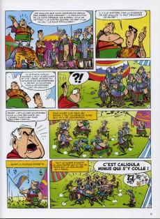Extrait de Astérix (Hachette) -1b2006- Astérix le Gaulois