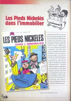 Extrait de Les pieds Nickelés - La collection (Hachette) -8- Les Pieds Nickelés dans l'immobilier