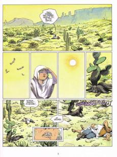 Extrait de Thorgal -11c09- Les Yeux de Tanatloc
