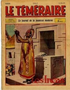 Extrait de Le teméraire (périodique) -2- Numéros 11 à 20