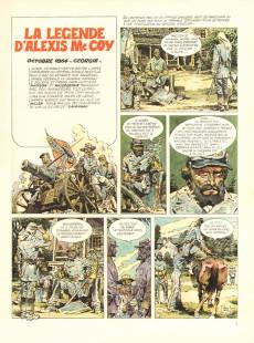 Extrait de Mac Coy -1- La légende d'Alexis Mac Coy