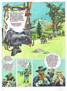 Extrait de Mac Coy -8- Little Big Horn