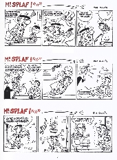 Extrait de Monsieur Splaf - Monsieur splaf