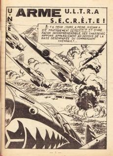 Extrait de Tora - Les Tigres Volants -23- Arme ultra secrète - le lâche