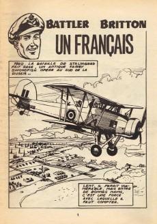 Extrait de Battler Britton -378- Un Français - Le Vieux Tom