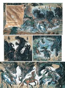 Extrait de Les chevaliers d'Émeraude -4- Le garçon foudre