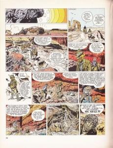 Extrait de Blueberry -11b1977- La mine de l'Allemand perdu