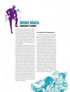 Extrait de Bruno Brazil -INT2- Intégrale 2
