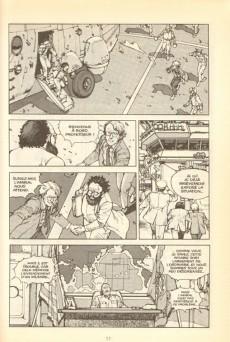 Extrait de Akira (Glénat en N&B) -5- Tome 5