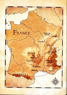 Extrait de Les fabuleux voyages de Meegritt -2- France, féérie des cimes