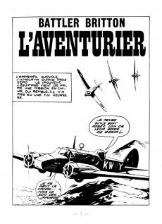 Extrait de Battler Britton -250- L'Aventurier