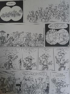 Extrait de Lucky Luke (Les aventures de) -5TT1- Cavalier seul