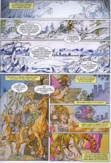 Extrait de Les royaumes d'Alsacya -1- L'oracle de la druidesse