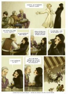 Extrait de Violette Nozière, Vilaine Chérie