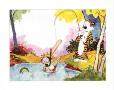Extrait de Calvin et Hobbes -INT en Cof- Intégrale