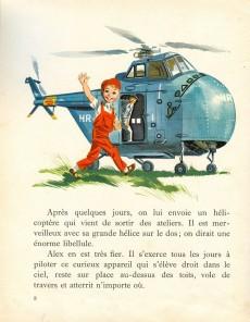 Extrait de (AUT) Funcken - Le petit aviateur