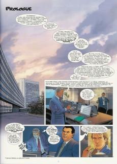 Extrait de Alpha (Renard/Mythic/Jigounov) (en italien) -11- Fottuto patriota