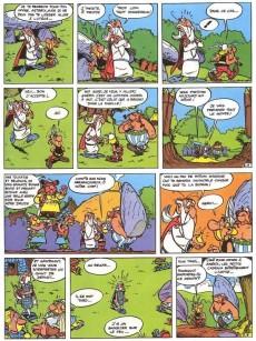 Extrait de Astérix (en italien) -2- Asterix e il falcetto d'oro