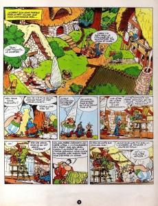 Extrait de Astérix (en italien) -9- Asterix e i normanni
