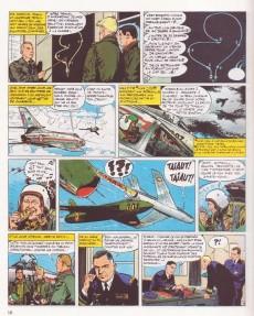 Extrait de Tanguy et Laverdure -3'- Danger dans le ciel