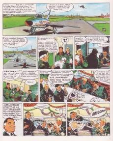 Extrait de Tanguy et Laverdure -4- Escadrille des cigognes
