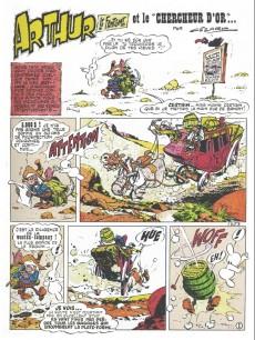 Extrait de Arthur le fantôme justicier (Cézard, Éditions du Taupinambour) -9- Et ........(1) chut ! il ne faut pas le dire...
