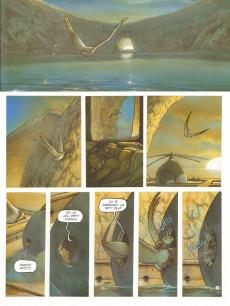 Extrait de Les gardiens du Maser -4- La tour de fer