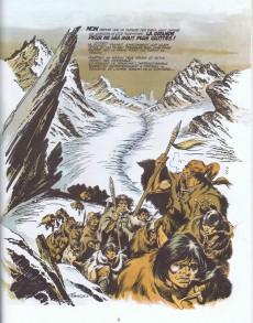 Extrait de Tounga (Cartonnée) -5- Au-delà des terres froides