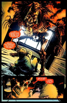 Extrait de John Constantine Hellblazer: All His Engines (2005) -a- All His Engines