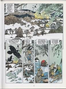 Extrait de Les 7 Vies de l'Épervier -1c1995- La blanche morte