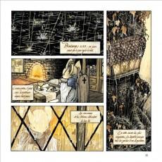 Extrait de Légendes de la Garde -3- La Hache Noire