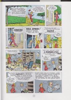 Extrait de Spirou et Fantasio -8g93- La mauvaise tête