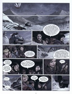 Extrait de La terre des Vampires -2- Requiem
