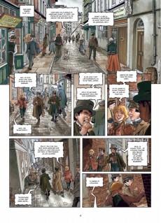 Extrait de Sherlock Holmes: Crime Alleys -2- Vocations forcées