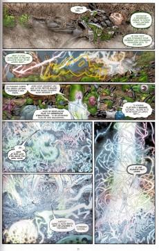 Extrait de Green Lantern Saga -20- La colère du premier Lantern - 3e partie